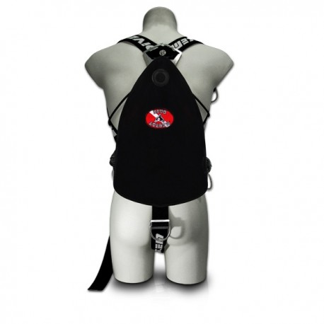SideMount Manta Single Bladder