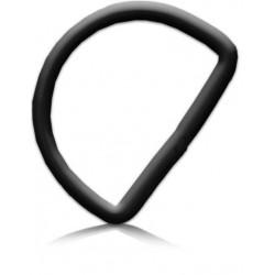 D-ring 50 mm in acciaio inox