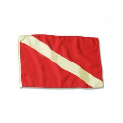 Bandiera sub poliestere 20 x 30 cm