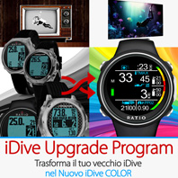 iDive Upgrade Program
