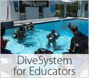 DiveSystem for Educators
