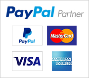 DiveSystem Store is a Paypal Partner
