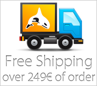 Free Shipping over 149 euro