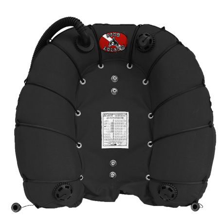 27 litres Horseshoe Wing Style Air Cell