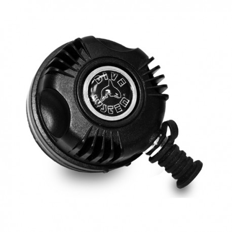 Inflator Valve for Dry Suit