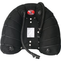 40+40 litres Horseshoe Wing Style Air Cell