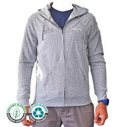 Hoodie (Bio Cotton + Recycled Polyester fabric) DiveSystem